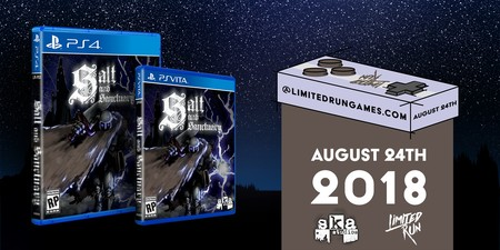 Limited Run Games Salt And Sanctuary