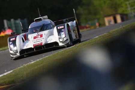 Las mejores imágenes del Test-Day previo a las 24 horas de Le Mans