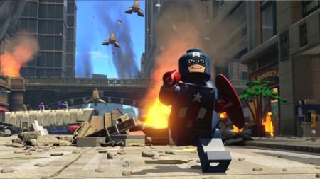 Lego Marvel Avenger 01