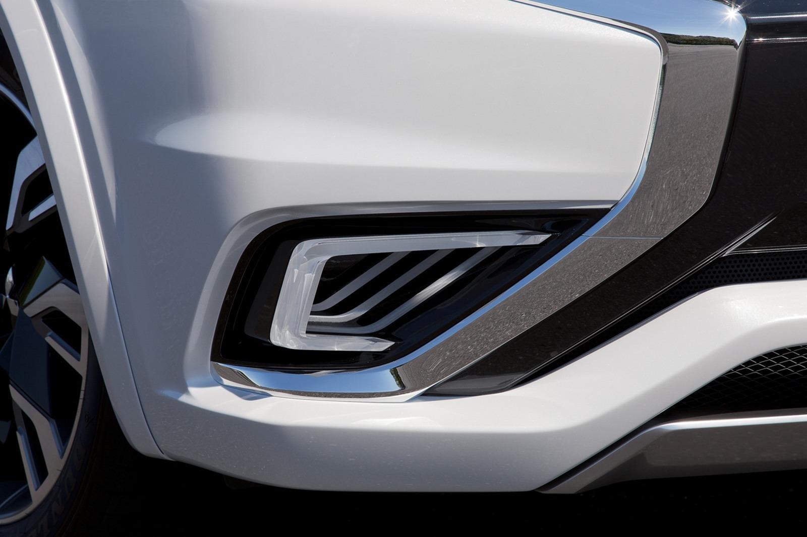Foto de Mitsubishi Outlander PHEV Concept-S (34/49)