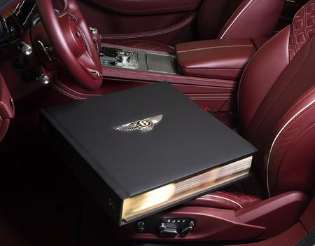 Bentley Libro Centenario Opus