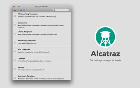 Alcatraz.io, un gestor de plugins, plantillas y esquemas de color para Xcode