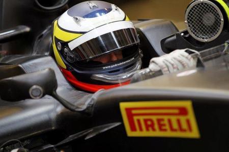 Pedro de la Rosa probará con Pirelli en Istanbul Park
