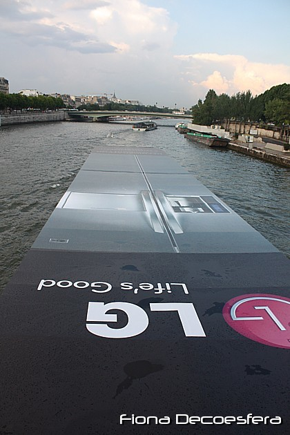 Foto de LG presentó en París el frigorífico Platinum II (8/18)