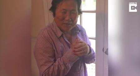 La tierna reacción de una mujer con Alzheimer al enterarse que será abuela... una y otra vez