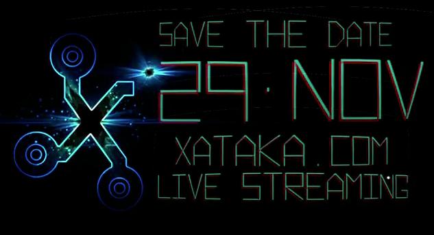 Save the date premios xataka 2012