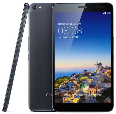 Huawei MediaPad X1, toda la información