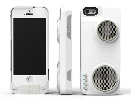 Peri Duo, agrega más batería y más bocinas a tu iPhone