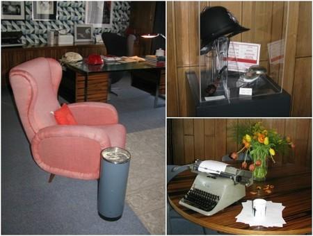 Detalles del despacho del embajador