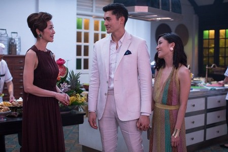 Crazy Rich Asians Pelicula 2