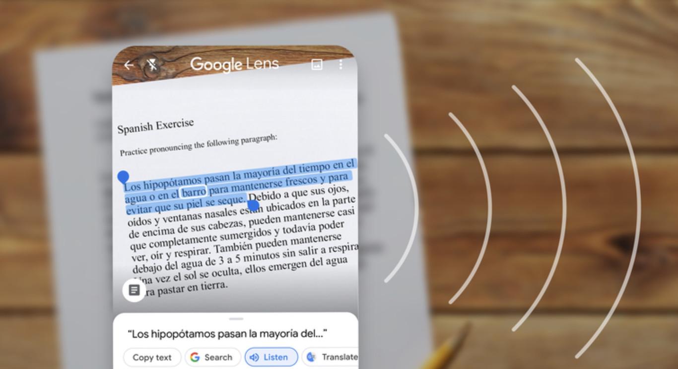 Google Lens ahora reconoce notas escritas a mano y las pasa a digital para copiarlas al ordenador