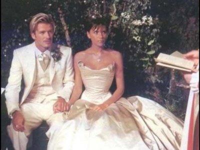 Los Beckham están de aniversario y es un no parar de dedicarse amor