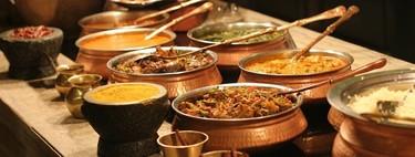 Los platos más saludables que puedes pedir en un restaurante hindú