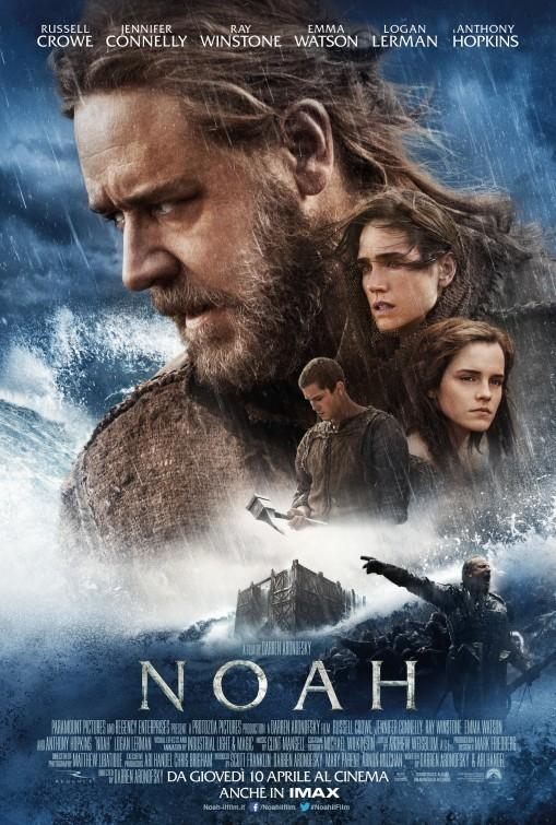 Foto de Carteles de la película 'Noé' (3/13)