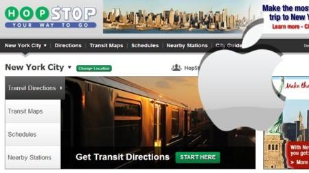 Apple continúa con las adquisiciones para mejorar sus mapas: ahora, Hopstop
