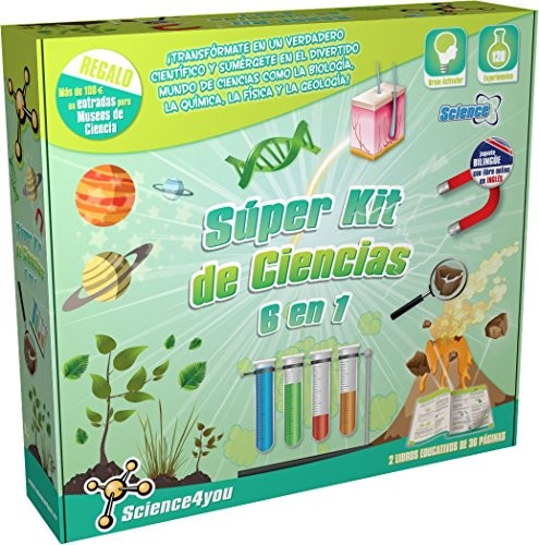 Super kit de ciencias