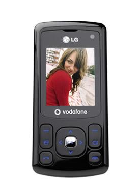 LG KU380 con Vodafone