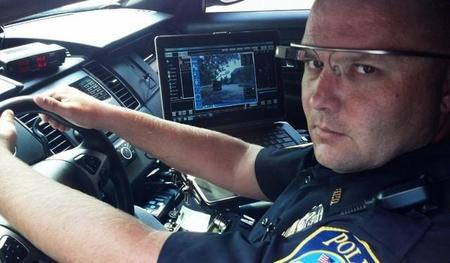 La policía de Dubái prueba las Google Glass