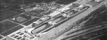 El circuito de pruebas más alucinante está en la antigua fábrica Lingotto de Fiat (ahora hotel), en Turín