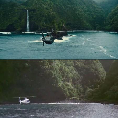 Jurassic World y Jurassic Park, Isla Nublar