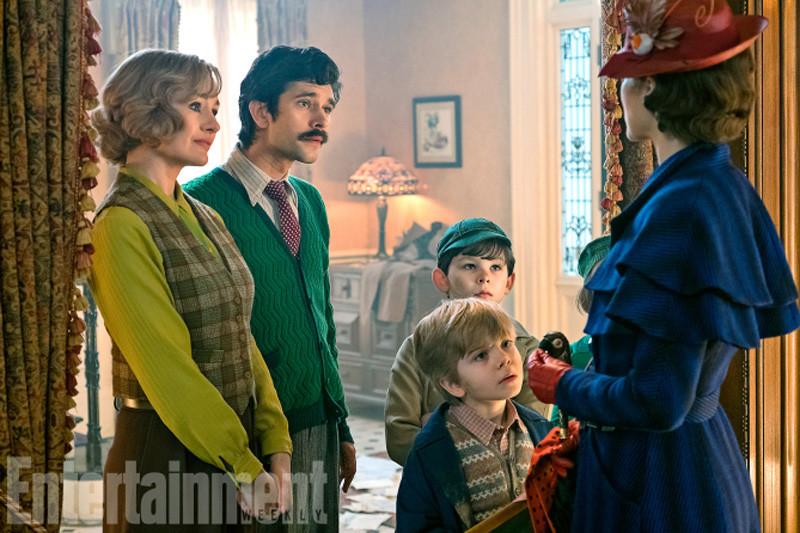 Foto de 'Mary Poppins Returns', nuevas imágenes oficiales (2/9)