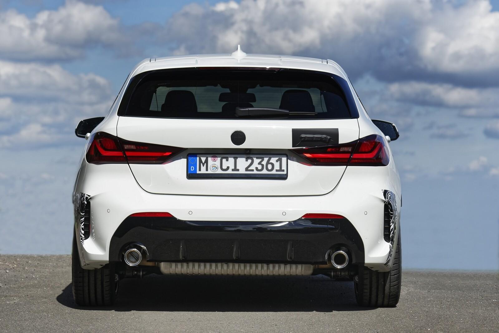 Foto de BMW 128ti 2021 (3/21)