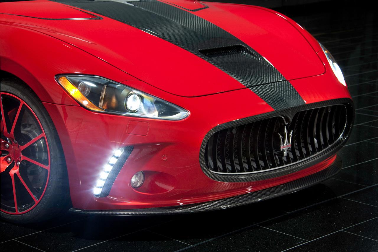 Foto de Mansoty Maserati GranTurismo (10/22)