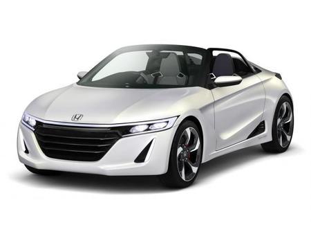 Honda prepara la llegada de su nuevo roadster pequeño