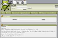 Demonoid ha estado distribuyendo malware a través de sus anuncios