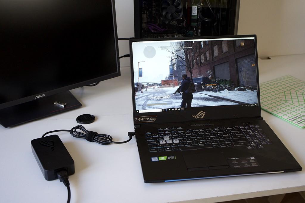 ASUS ROG Strix SCAR II, análisis: el mejor portátil gaming del año estrena la RTX 2070