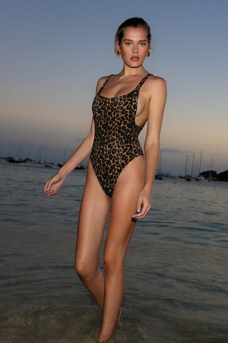 ¿Son los bañadores de leopardo el must de la temporada?