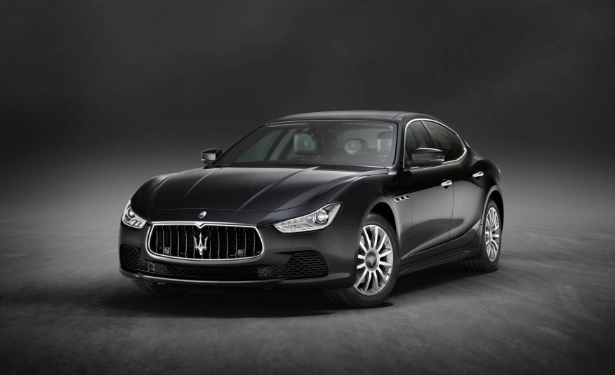 maserati ghibli 2017 3 6. Black Bedroom Furniture Sets. Home Design Ideas