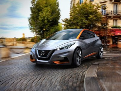 ¡Por fin! El nuevo Nissan March estará en el Auto Show de París