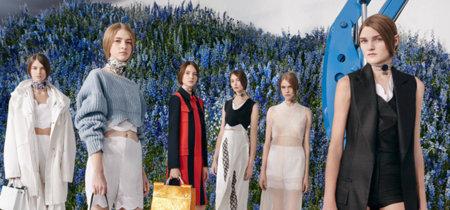 Desfile Dior primavera-verano 2016, feminidad con twist moderno y futurista