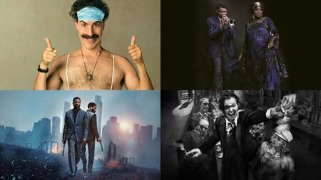 Óscar 2021: todas las películas nominadas que puedes ver en Netflix, Amazon, HBO, Disney+, Apple TV+ y Movistar+