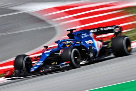 Alonso Espana F1 2021