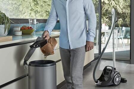 Cino aspiradores sin bolsa para limpiar cómodamente y en profundidad cada rincón de casa