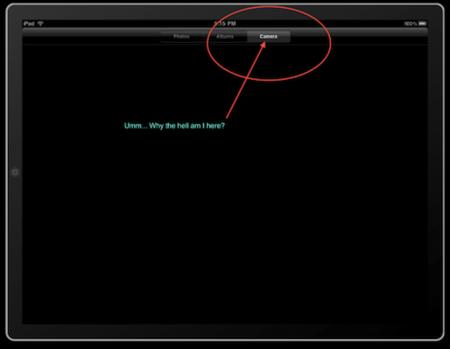 La ya famosa cámara del iPad vuelve al ataque