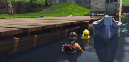 Guía Fortnite Battle Royale: mapa y vídeo para el desafío de buscar patitos de goma
