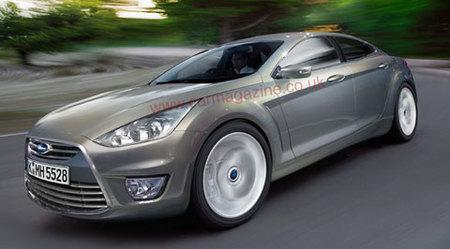 Ford Mondeo Coupe, una opción que no debería dejarse de lado