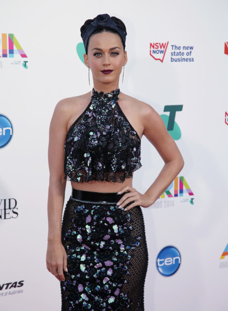 Katy Perry Jaime Lee top Look