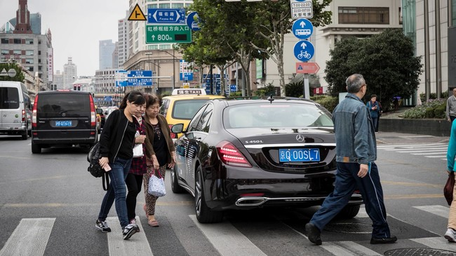Daimler se alía con el gigante chino Baidu para zambullirse aún más en la esfera de los coches conectados