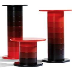 babel-mesas-columna-de-muchos-colores
