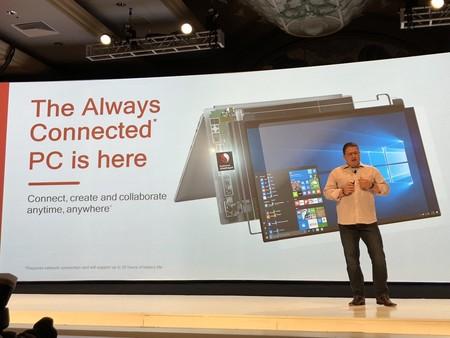 Los portátiles con Snapdragon 845 tendrán mayor potencia y los conoceremos durante la segunda mitad de 2018