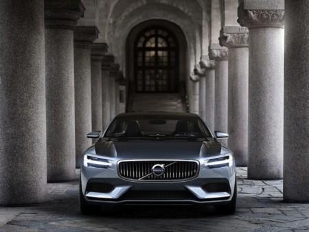 Volvo Coupé Concept frontal