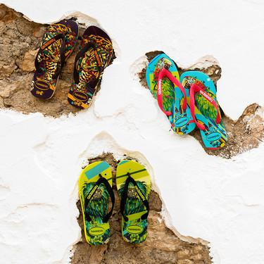 """""""La sostenibilidad en el sector textil es algo imparable"""": Havaianas nos presenta su nueva colaboración con IPÊ y el artista Arlin Graff"""