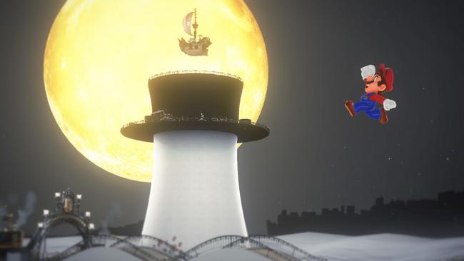 Super Mario Odyssey Galeria 20