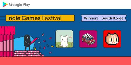 Indie Games Festival Winners South Korea