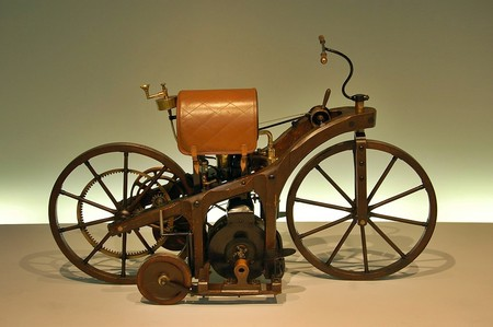 Gottlieb Daimler Willheim Maybach Moto