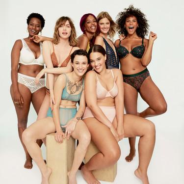 La última campaña de Etam apuesta por la diversidad y las mujeres inspiradoras que quieren sentirse guapas y sexys